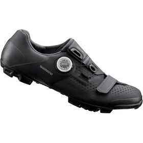 Shimano SH-XC5 Bike Shoes, black